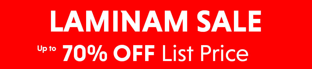 Laminam Sale Banner