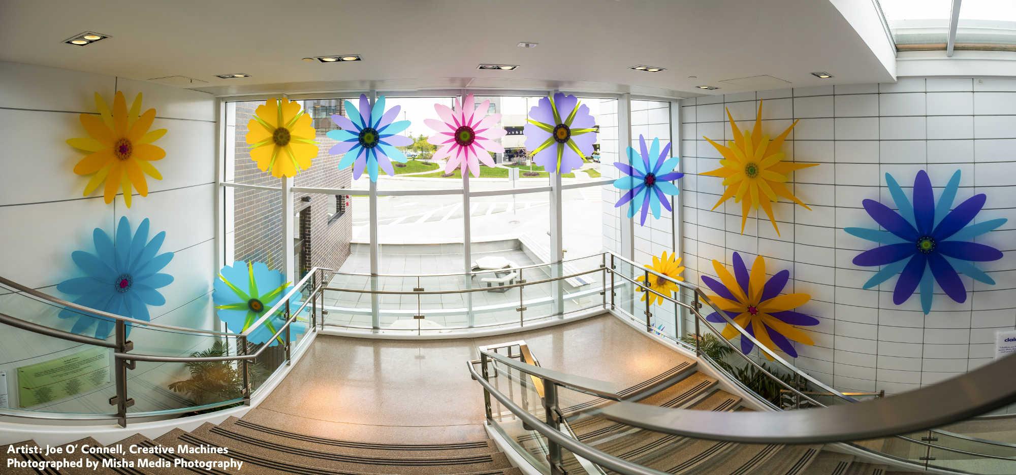 Bloom_Display_in_Childrens_Hospital___update