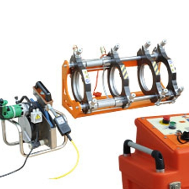 Ritmo Butt Fusion for Pressure Pipes and joints Basic 200 easy life welder