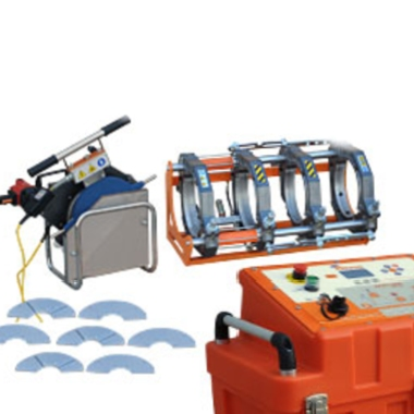 Ritmo Butt Fusion for Pressure Pipes and joints Basic 250 easy life welder