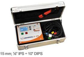Ritmo Universal 315 electrofusion welding machine plastic welding equipment