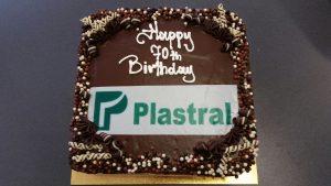 Plastral 70th birthday