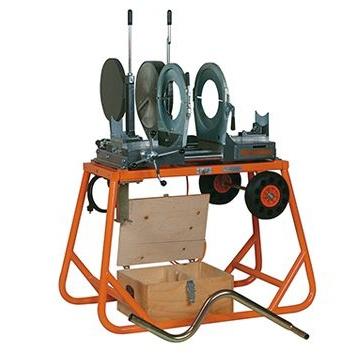 Maxi 315 Ritmo but fusion for liquid drainage - plastic welding